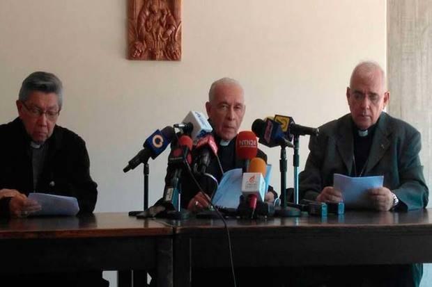 Conferencia Episcopal invita a Elías Jaua a una reunión para este viernes