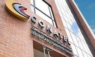 Conatel exhorta a prestadores de servicios de telecomunicaciones regularizar situación legal