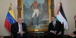 Canciller palestino visita Caracas para fortalecer relaciones bilaterales