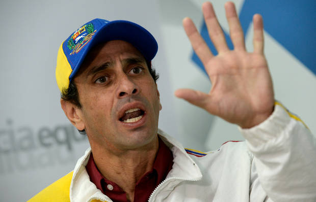Capriles afirmó que han convertido la Asamblea Constituyente en juez