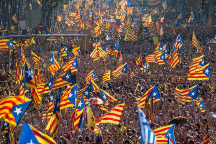 Cataluña habilitará más de 2.300 centros de votación para el referéndum de este domingo