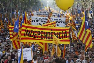Tribunal anula definitivamente ley de referéndum catalán