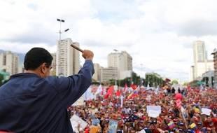 Cierre de campaña constituyente se realizará en la Av Bolívar