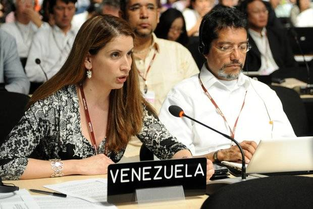 Embajadora venezolana ante UE destaca el 'diálogo constructivo' comunitario