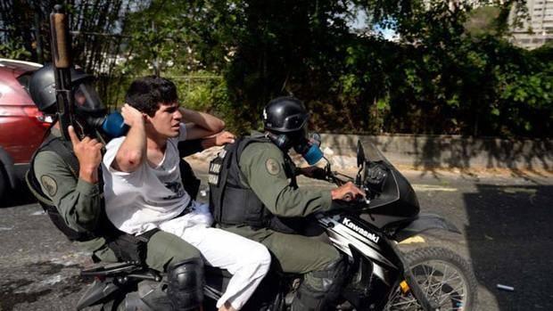 Casi tres mil personas detenidas durante protestas de abril y mayo