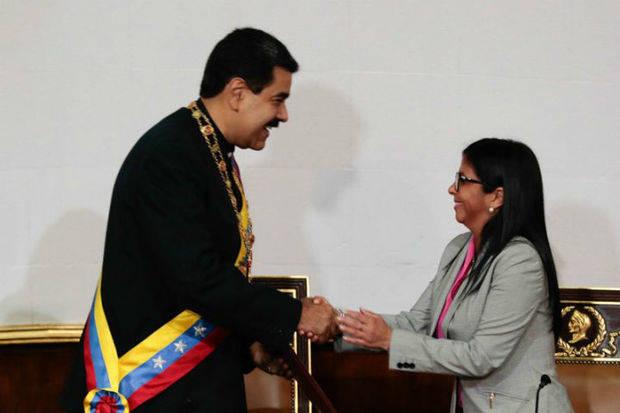 ANC ratifica a Nicolás Maduro como presidente de la República