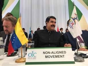 Maduro llama a luchar por un mundo sin guerras, terrorismo e imperios