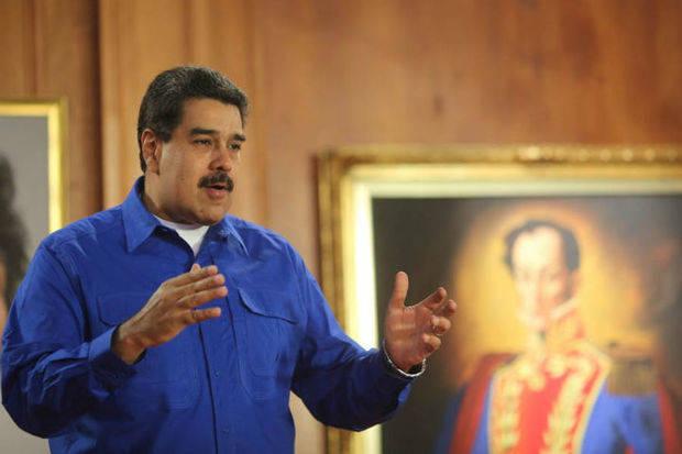 Presidente Maduro reiteró que no podrá haber un gobernador electo sin juramentarse ante la ANC