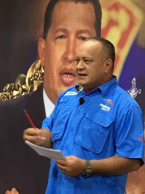 Diosdado Cabello aseguró que la MUD está destruida desde hace mucho