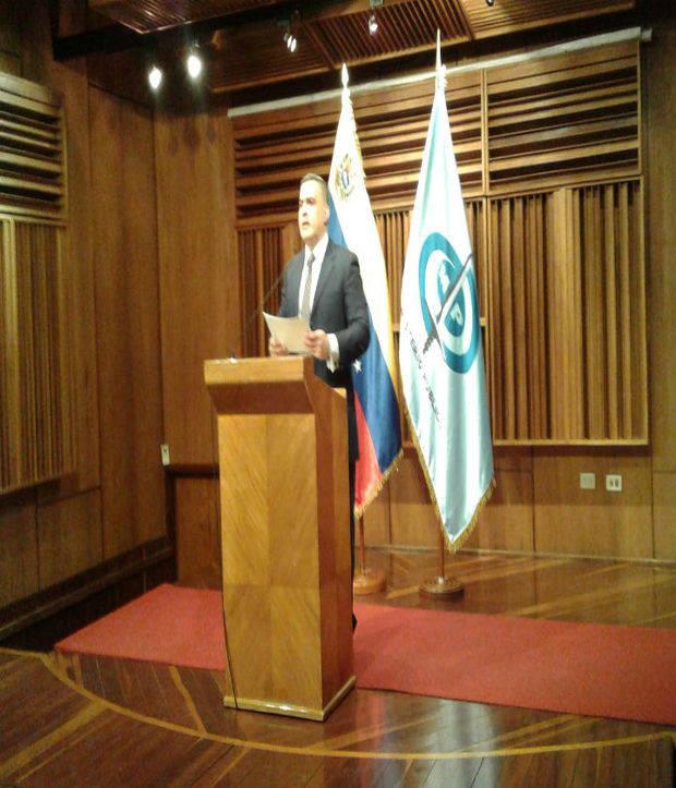 Fiscal general ofrece detalles sobre detención de Eulogio del Pino y Nelson Martínez