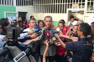 El Aissami: Estamos frente a una oposición antidemocrática
