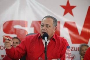 Diosdado Cabello exige justicia por presunto fraude en la recolecci�n de firmas para el revocatorio