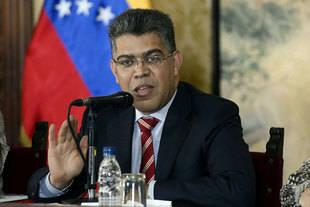 Jaua: Diálogo busca crear condiciones de estabilidad de cara al 2018