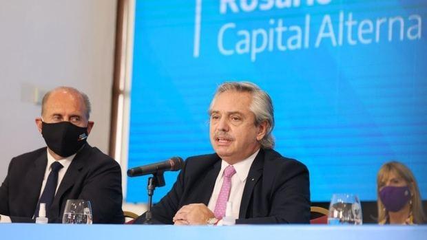 Fernández defendió la suspensión de clases presenciales, reapareció Trotta, Kicillof pidió a Larreta que recapacite y el jefe de gobierno sigue como si nada pasara