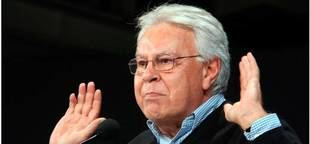 Expresidente Felipe González pide a la UE aplicar sanciones a dirigentes venezolanos