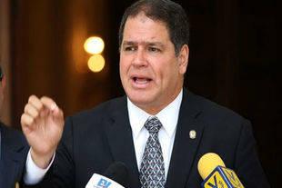 Florido sostuvo que no pueden llegar a Dominicana sin una agenda acordada