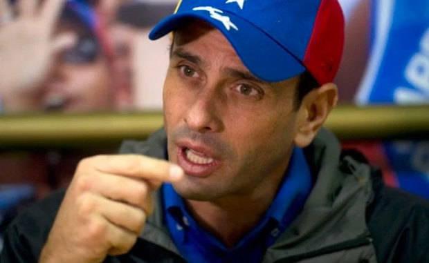 Capriles expresó que ante las irregularidades con más razón tenemos que votar