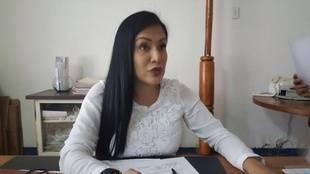Laidy Gómez denunció intervención de politáchira