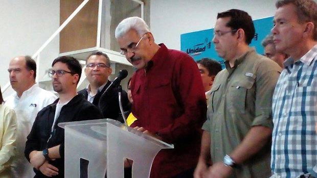 Dip. Mejía ratifica movilización de la oposición para este sábado