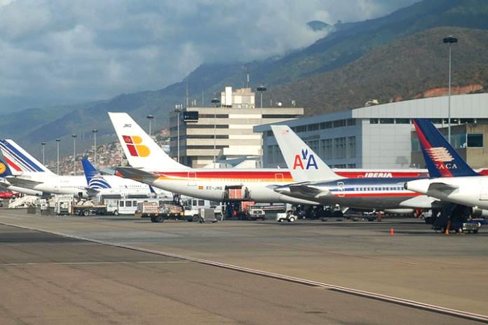 Emisión de boletos aéreos internacionales cayó 55%