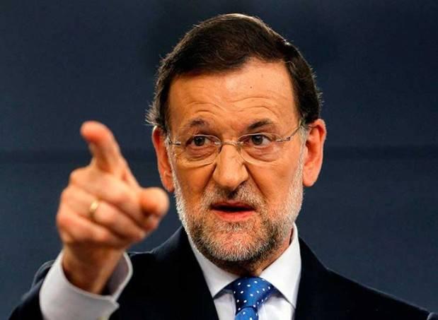 Rajoy expresó su preocupación por españoles en Venezuela