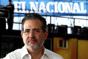 Miguel Otero dice que El Nacional nunca pondrá rodilla en tierra