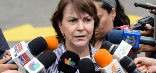 Mitzy de Ledezma: Almagro no declinará en su interés por Venezuela