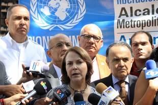 Defensa de Ledezma exhorta al MP abrir investigación por irregularidades en su caso
