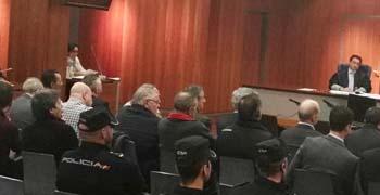El inicio del juicio a Del Nido y Muñoz por el caso 'Fergocon' se aplaza al miércoles