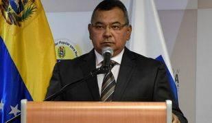 Reverol rechaza se�alamientos de EE.UU. por presunto narcotr�fico