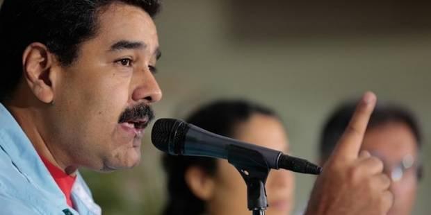 Maduro: Obama deja legado perverso al prorrogar decreto contra Venezuela