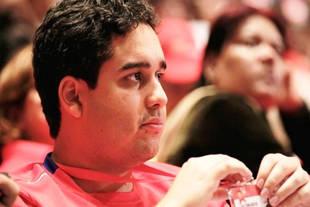 Hijo de Maduro se postula la Constituyente para
