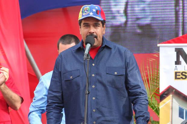 Maduro anuncia que el estado de