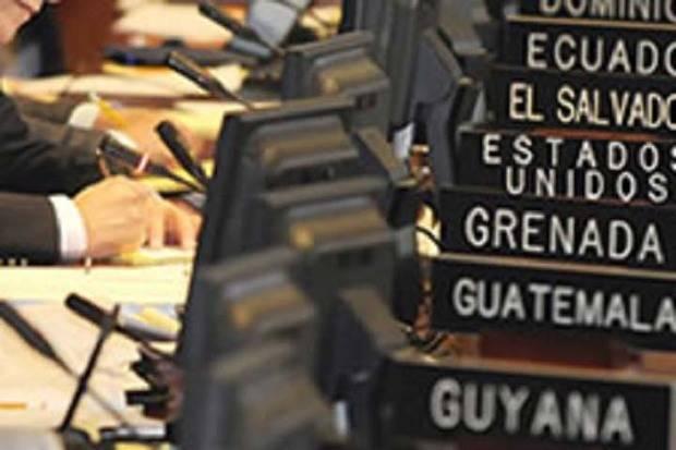 Dos resoluciones con similitudes sobre Venezuela debatirán en la reunión de Cancilleres de la OEA