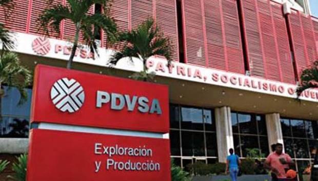 Estatal Petróleos de Venezuela denuncia supuesta