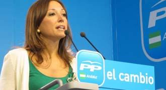 Moreno (PP-A) no descarta acudir a los tribunales si PSOE-A y C's no rectifican el 'veto' a su proposición de ley
