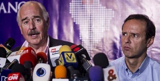 Pastrana y Quiroga exigen a Mercosur que considere suspensión de Venezuela