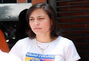Patricia de Ceballos asegura que su esposo Daniel Ceballos no iba a fugarse