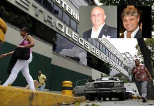 En libertad dos venezolanos acusados en EEUU de sobornar directivos de PDVSA