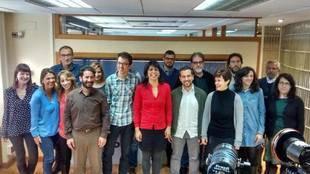 Díaz abre con Podemos su última jornada de reuniones sobre la investidura