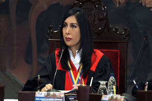 TSJ Juramenta a las rectoras del Consejo Nacional Electoral