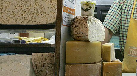 Sector quesero produce a 35% de su capacidad