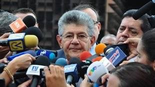 Ramos Allup viajar� a OEA y reta a ministro a apresarlo