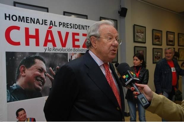 Pdvsa pagó 3,8 millones de euros en comisiones a hijo de exembajador de España en Venezuela