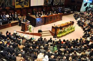 UIP desvincula la misi�n sobre derechos de diputados del di�logo en Venezuela