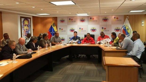 Gobierno garantiza seguridad para la temporada 2016-2017 de la LVBP
