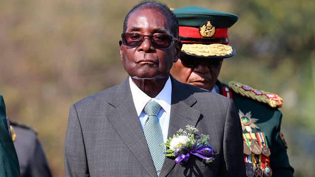 Mugabe se prepara para dimitir como presidente de Zimbabue