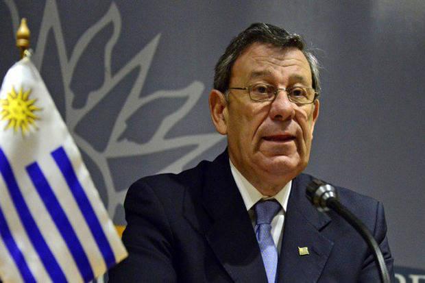 Canciller dice que Uruguay está 'altamente ofendido' por dichos de Maduro