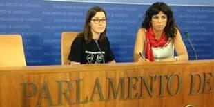 Podemos urge a Chaves a imitar el 'gesto' de Griñán con su renuncia