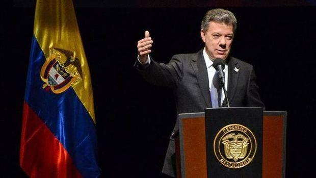Santos considera 'satisfactorio' balance de atención expulsados de Venezuela